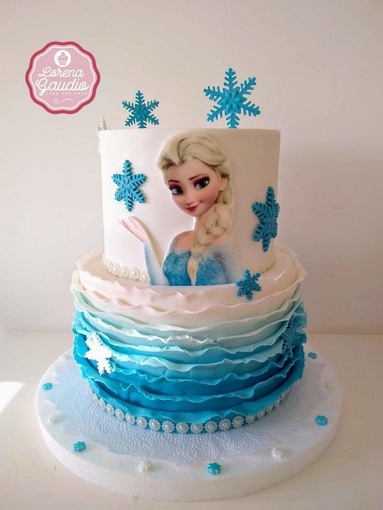 Frozen  by Lorena Gaudio