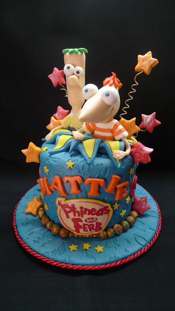 Phineas & Ferb by Pia Angela Dalisay Tecson