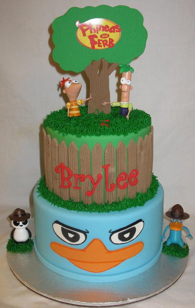 Phineas & Ferb by DoobieAlexander