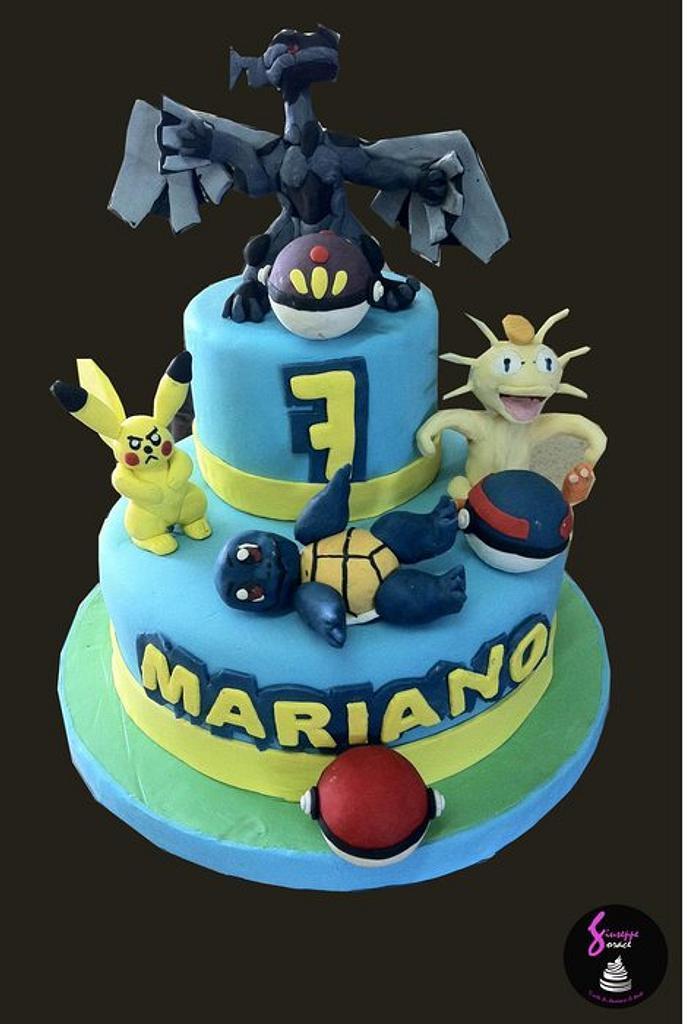 torta per il compleanno di mariano by giuseppe sorace