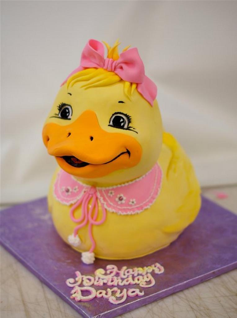 Rubber duck   by Svetlana