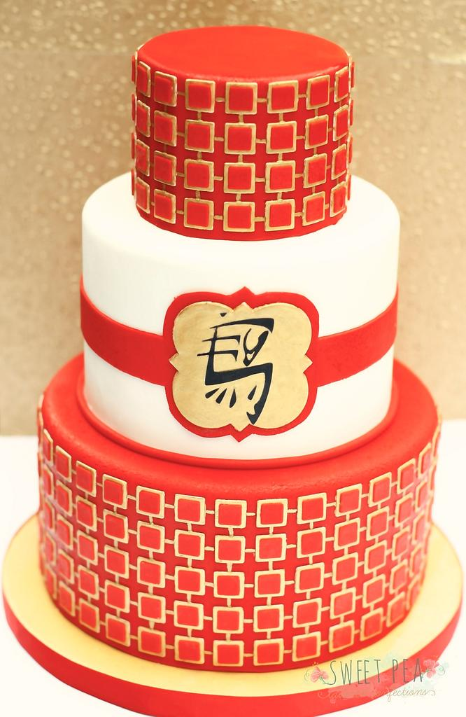 Chinese New Year by Sweet Pea Tailored Confections