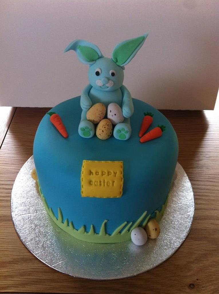 Small Easter Cake by Claire