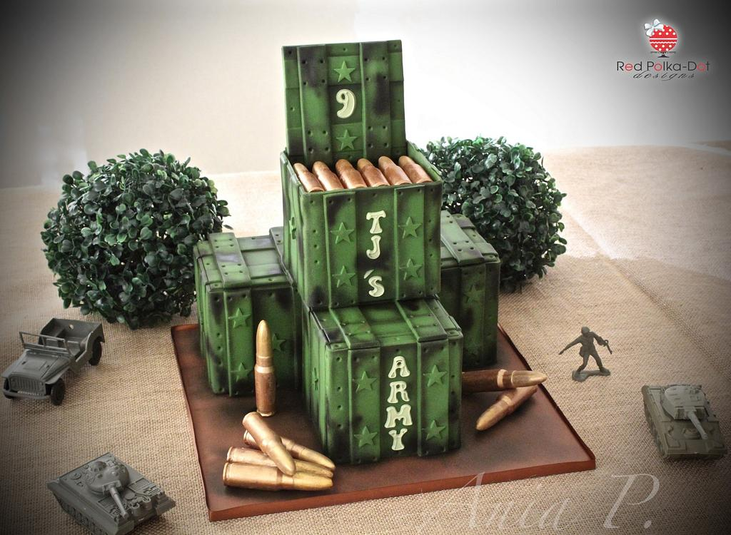 Ammo cases by RED POLKA DOT DESIGNS (was GMSSC)