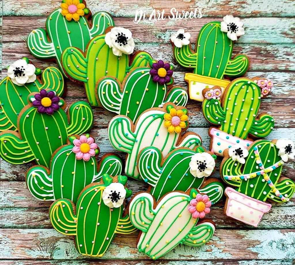 Do you love cacti!🌵🌵🌵 by DI ART