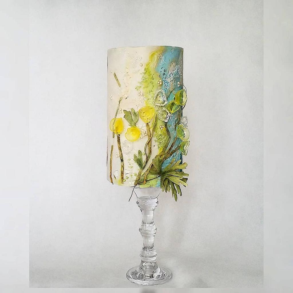 Fresh summer design  by Tassik