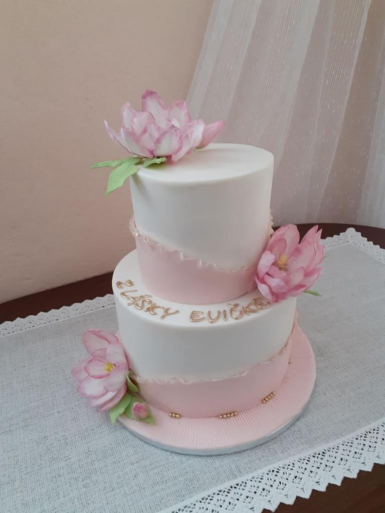 Birthday cake by Aliena