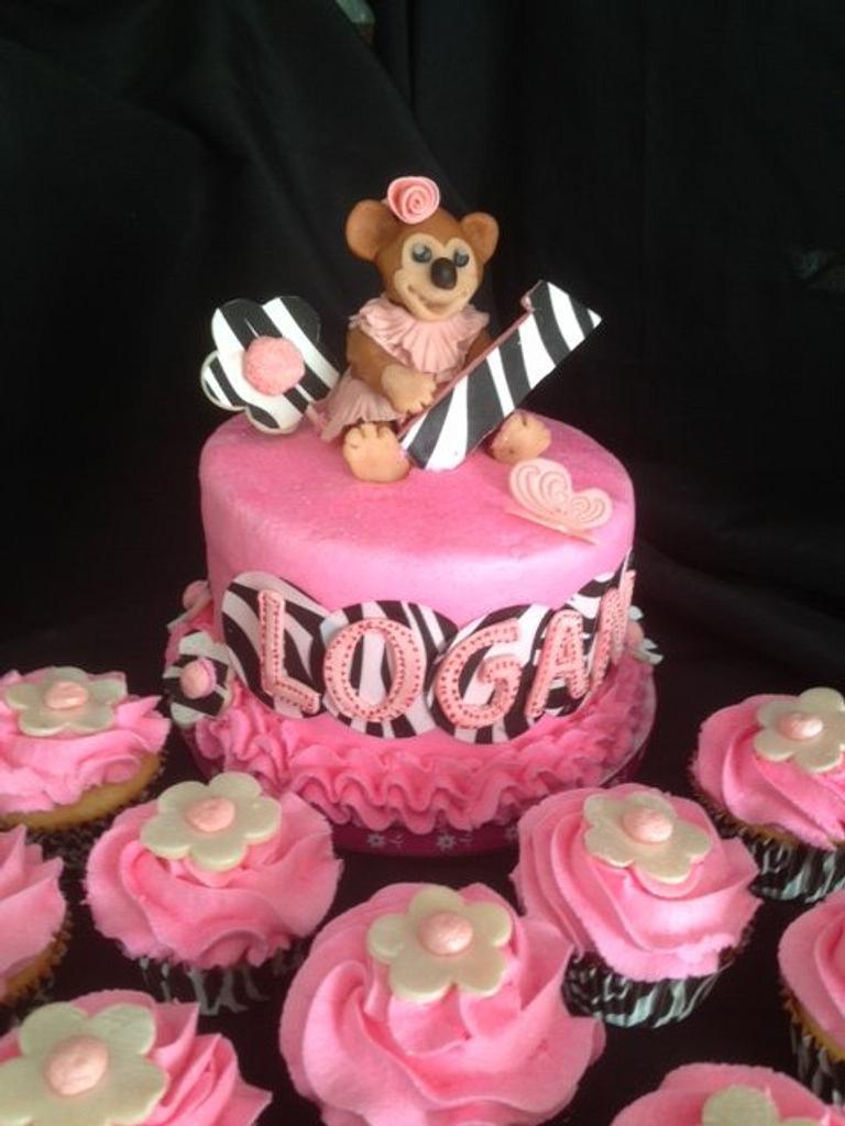 1st birthday by monica