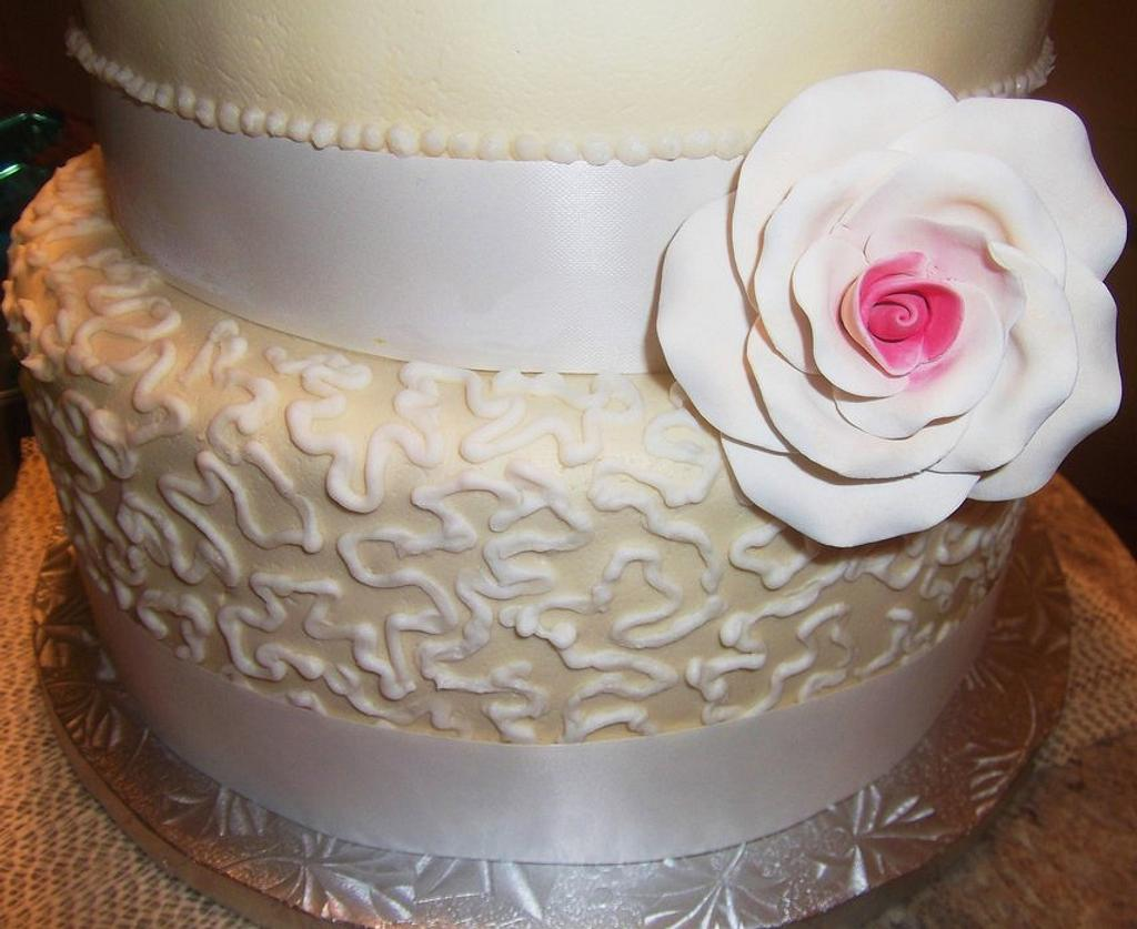 Rose Wedding by Jaimie Pereira