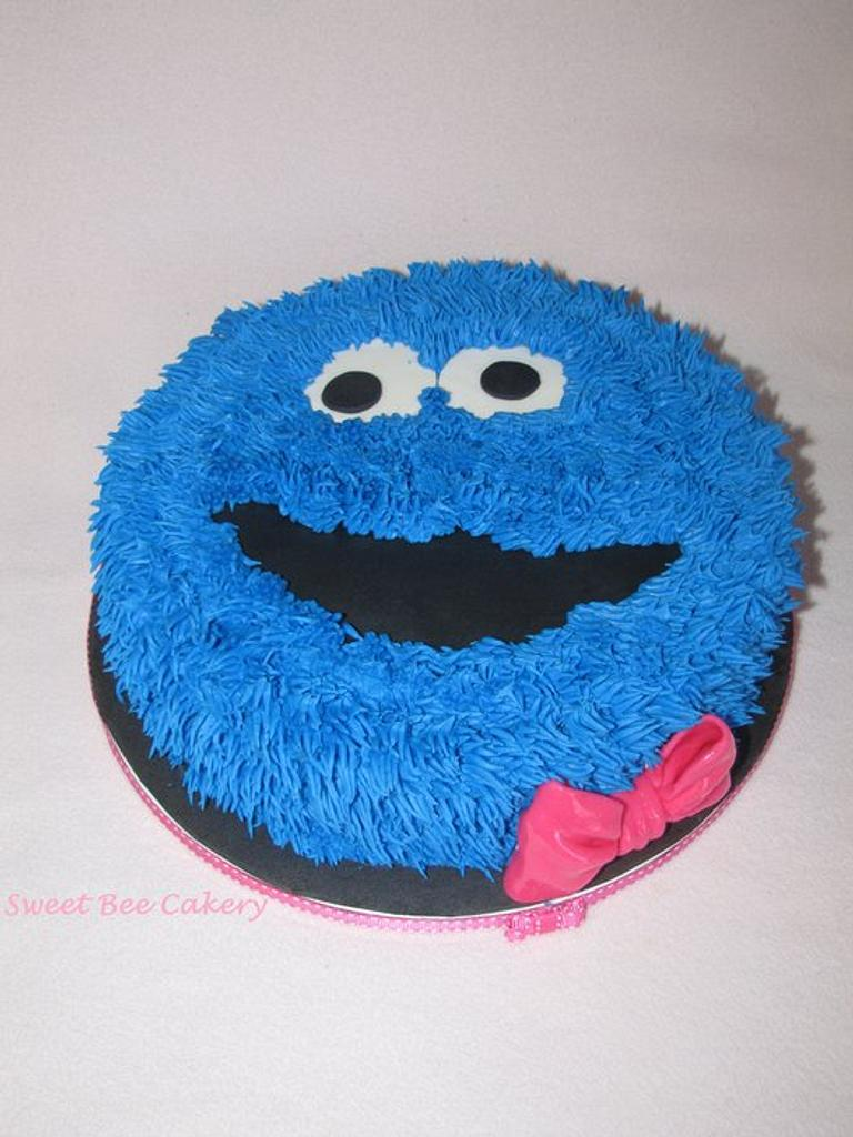 Cookie Monster! by Tiffany Palmer