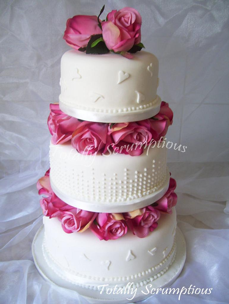 Dreamy Roses by Totally Scrumptious