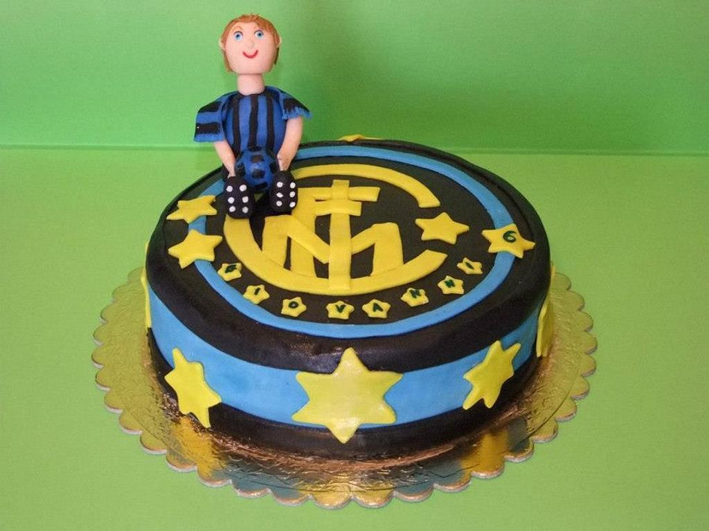 Cake Inter by Marilena