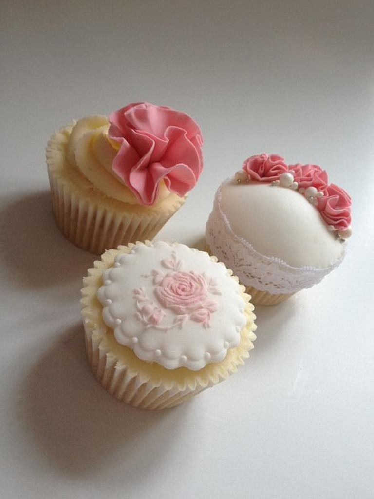 Ruffles and Lace by Victoria's Cakes