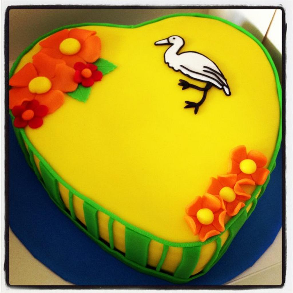 Spring cake by marieke