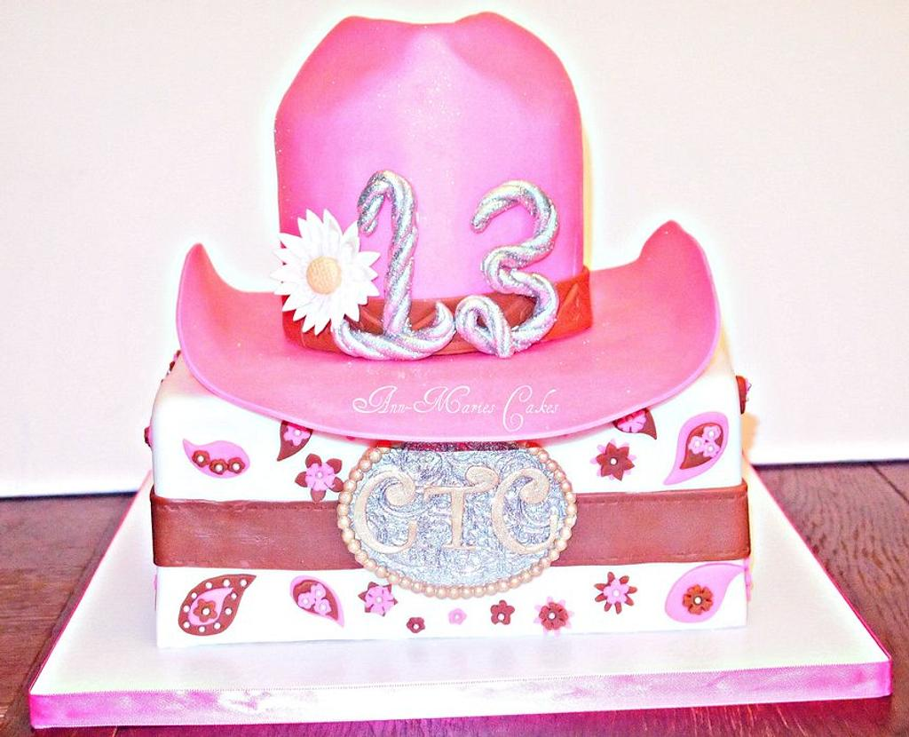 Cowgirl Birthday! by Ann-Marie Youngblood