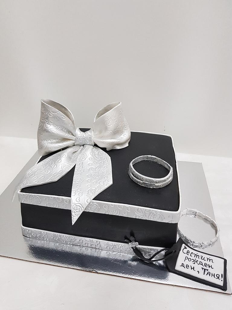 A jewelry box by Svetlana Hristova