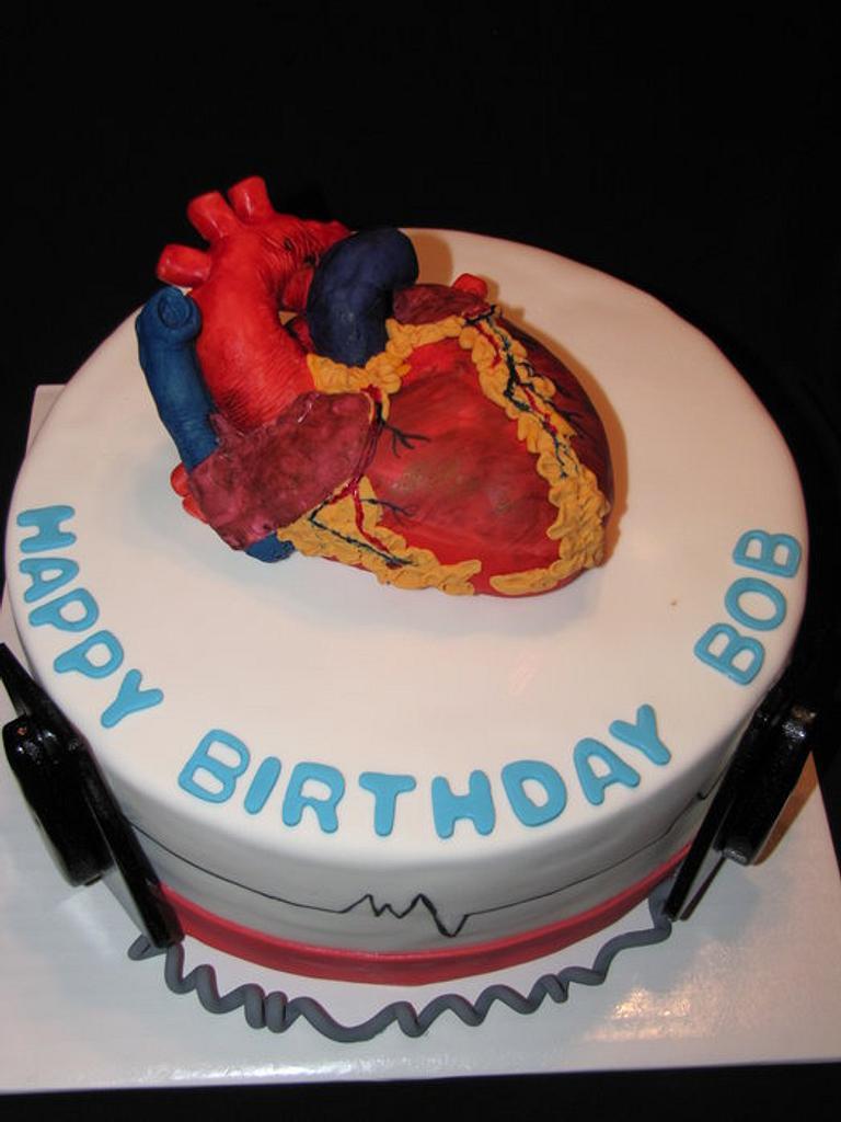 Heart Cake by Lani Paggioli