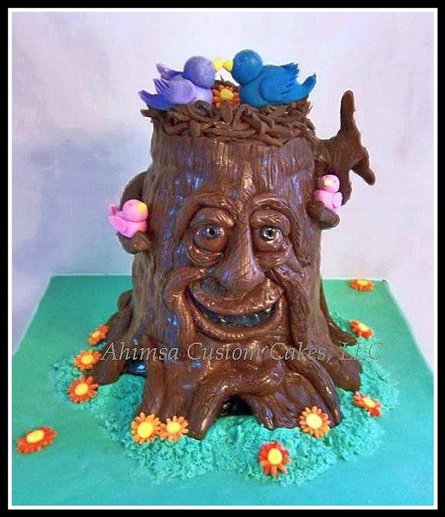 Wedding Tree by Ahimsa