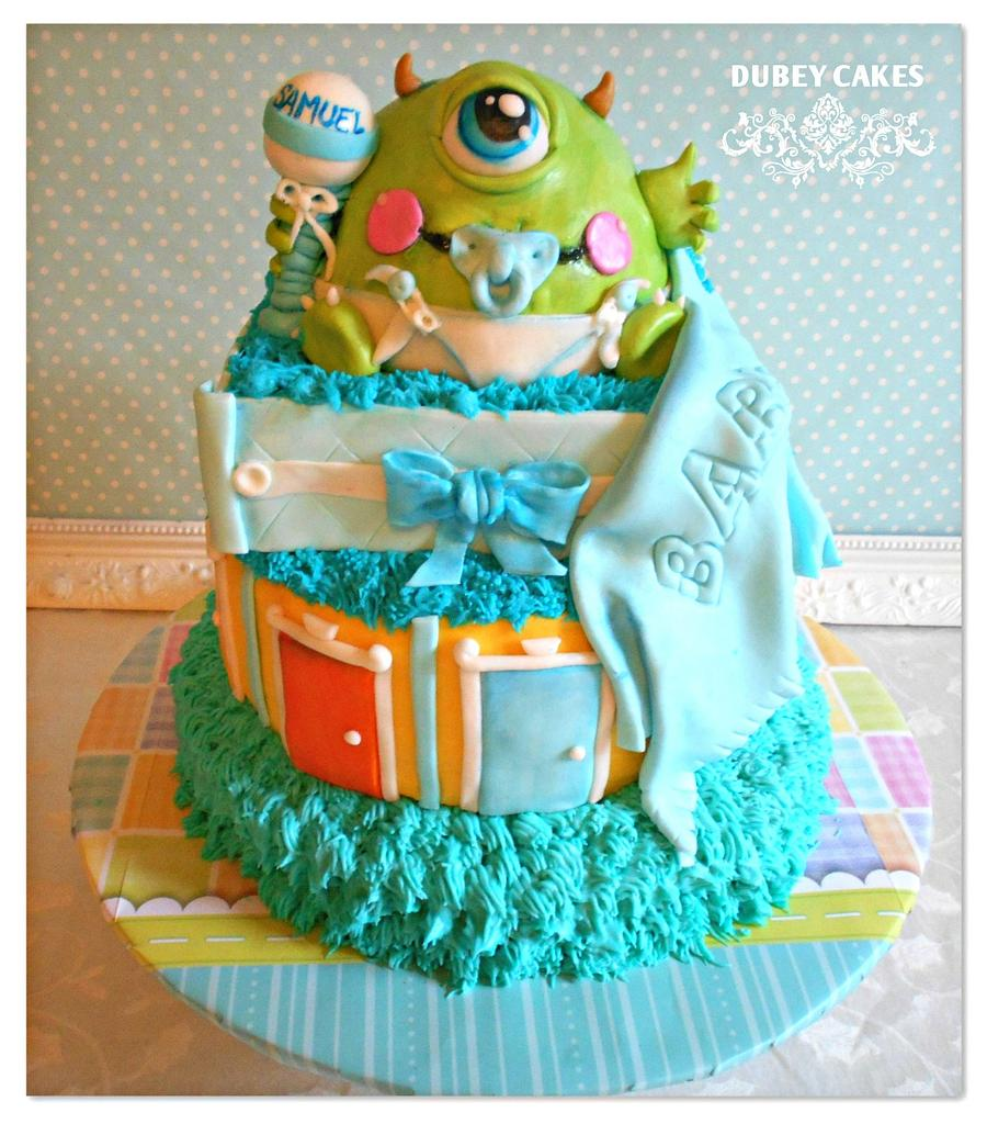 Baby Monster  by Bethann Dubey