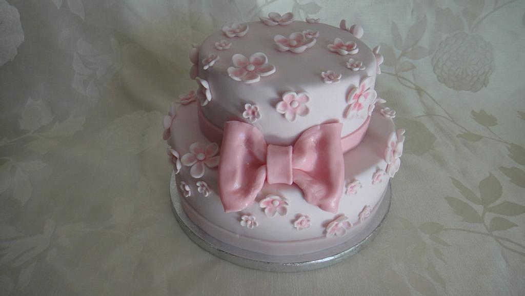 Wedding cake by Irina Vakhromkina