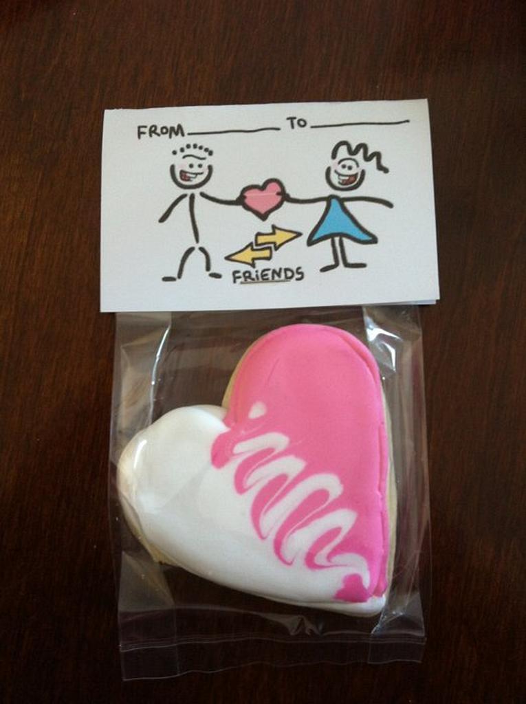 Valentine's Cookies! by Cherlynn Michelizzi
