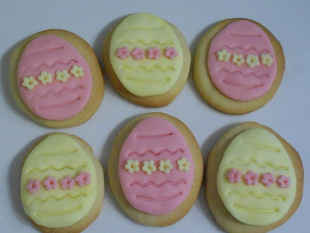 Easter Cookies Sheena Barker by Sheena Barker