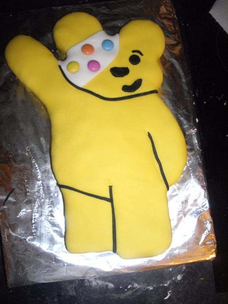 Pudsey Cake by 1897claire