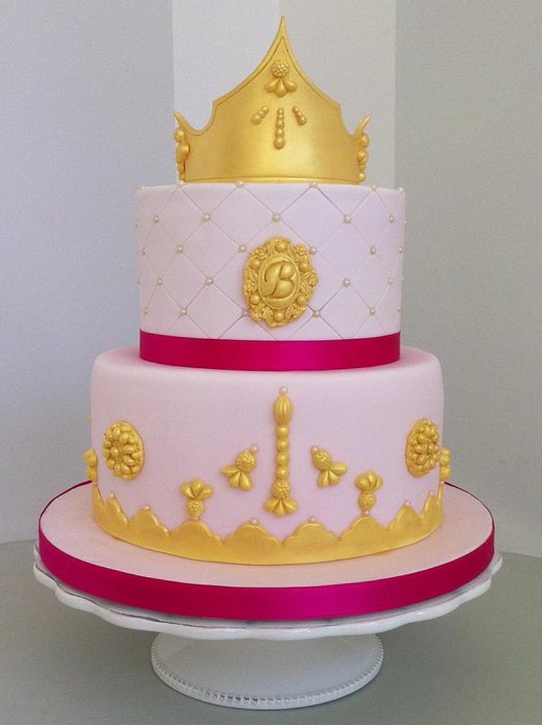 Princess Cake by Bella's Bakery