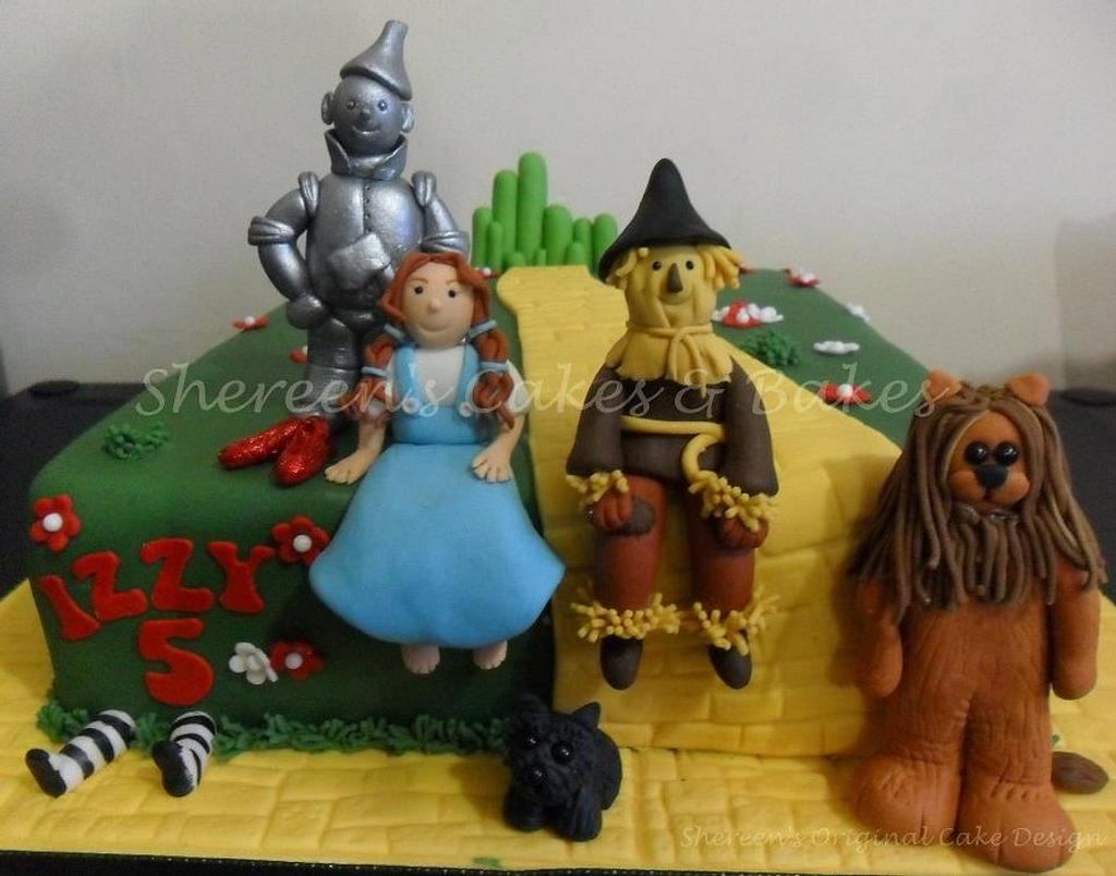 We're off to see the Wizard by Shereen