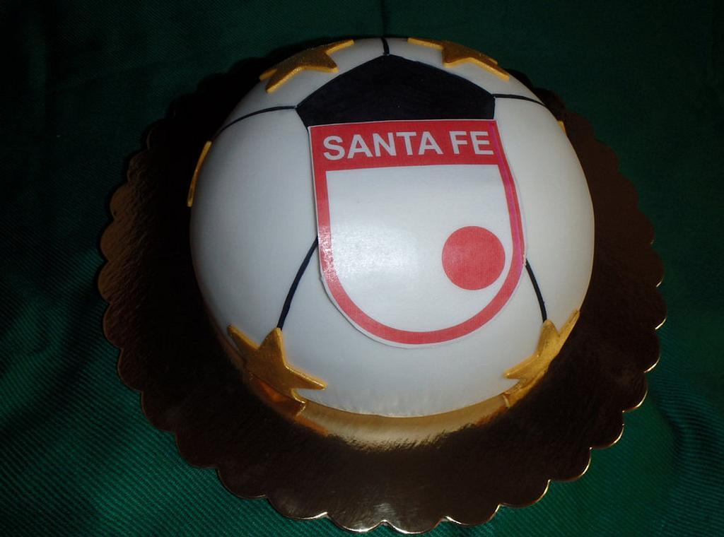 Santa Fe by Reposteria El Duende