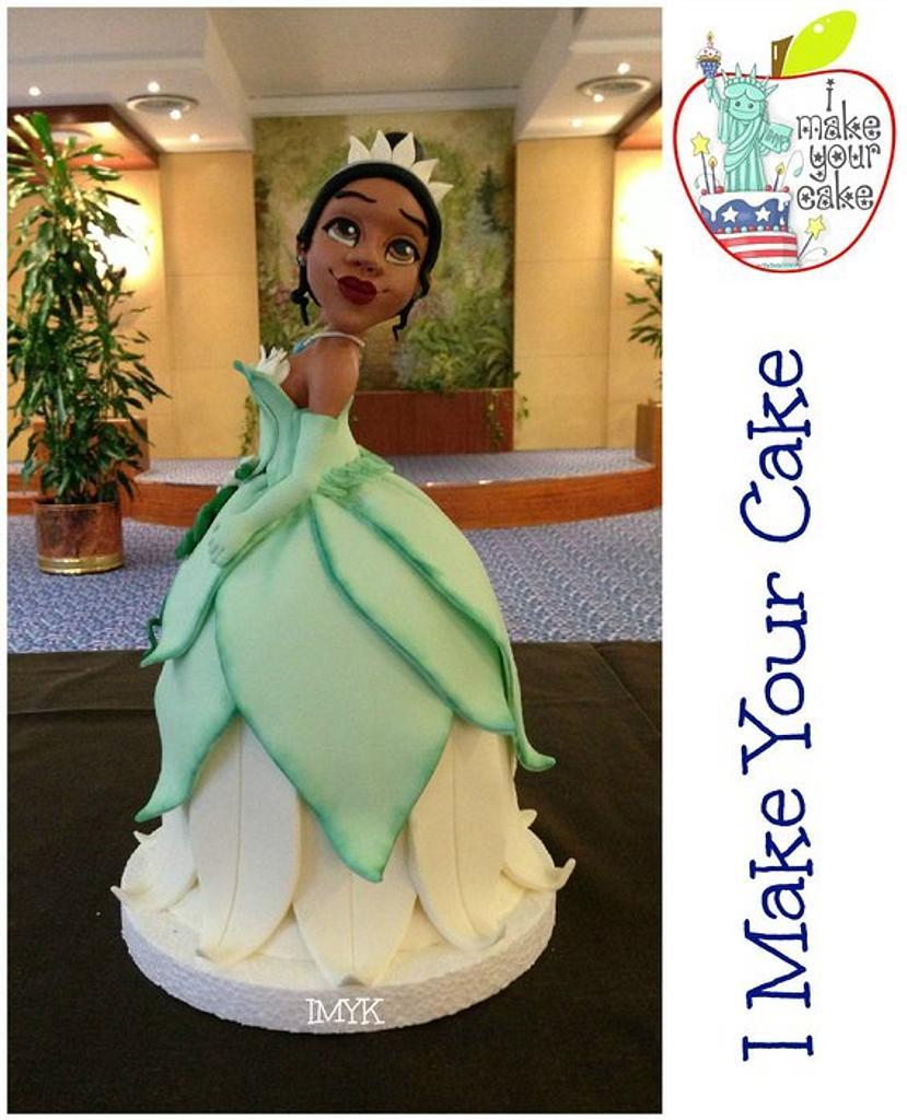 Princess Tiana by Sonia Parente