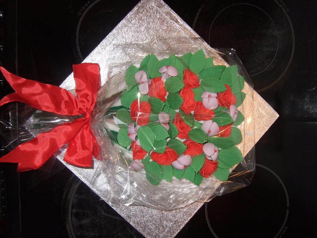 Roses  by chris sandilands