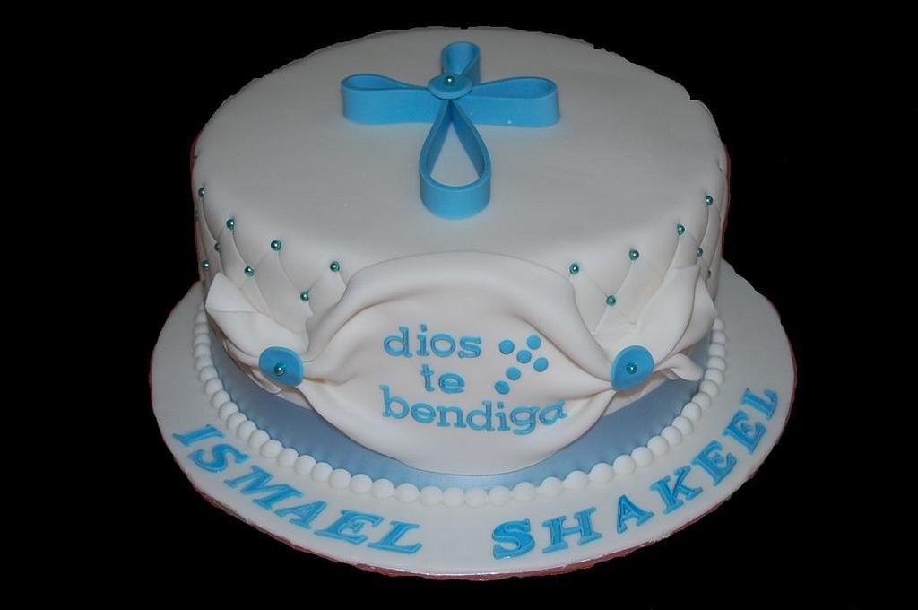 CRITIAN  CAKE!!!!! by DeliciasGloria