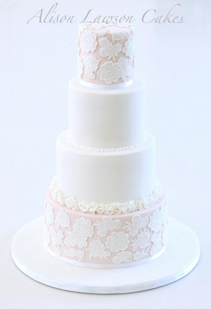 'Catherine' by Alison Lawson Cakes