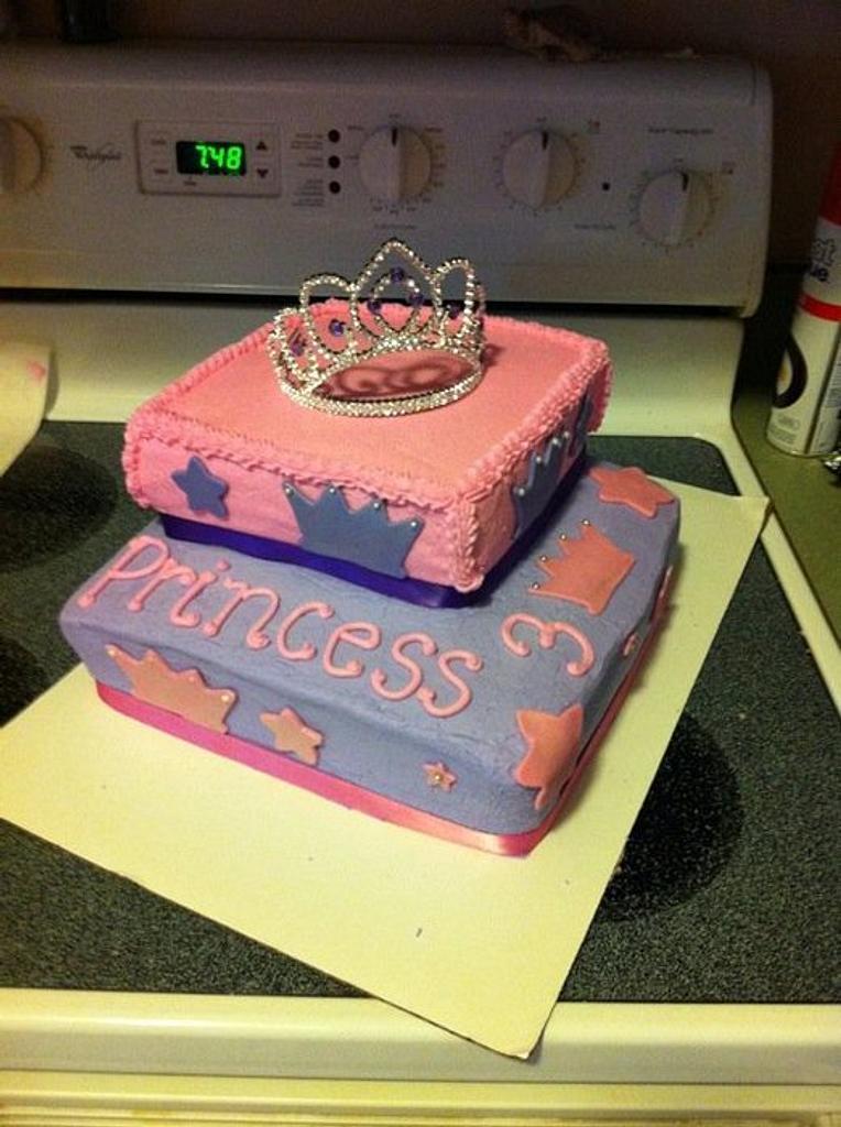 Princess Cake by Jen Scott