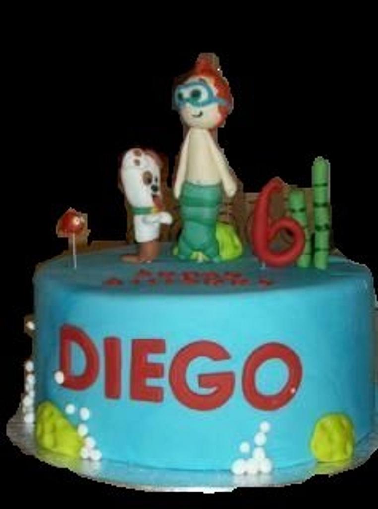 BIRTHDAY CAKE!!!! by DeliciasGloria