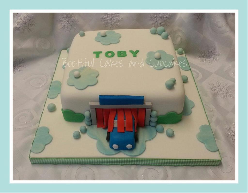 car wash cake by bootifulcakes