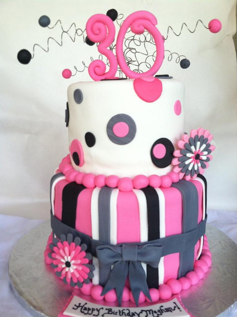 stripes, bows and polka dots by gingerbreads