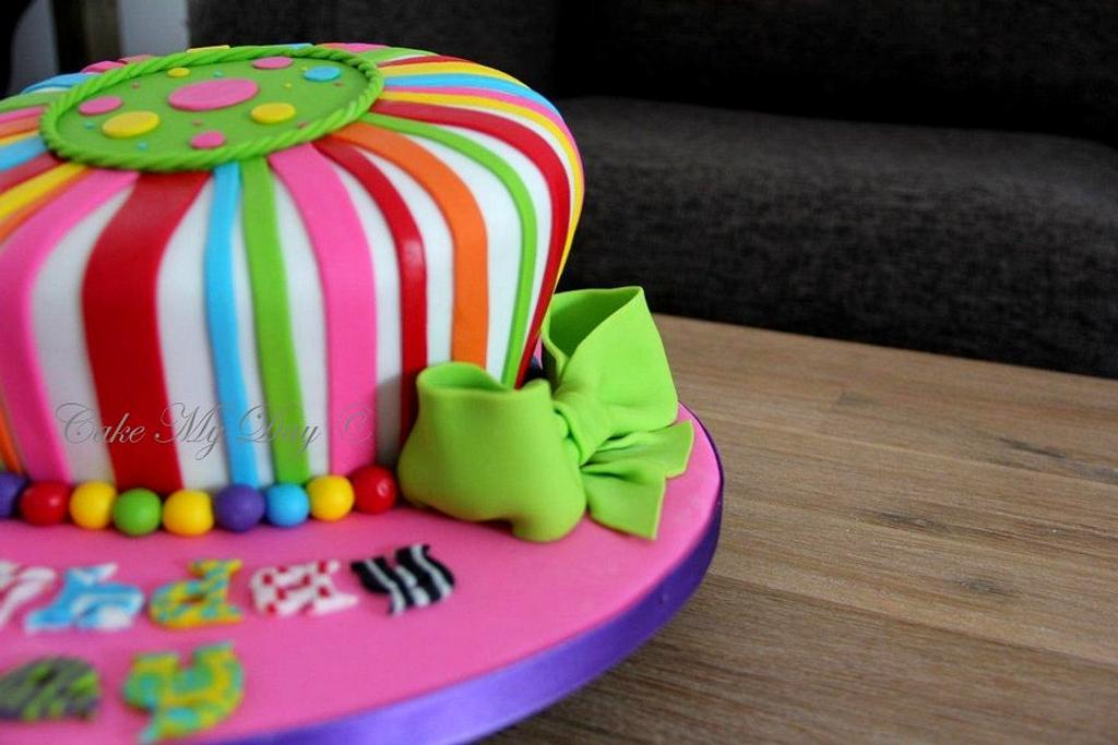 Colors by Cake My Day