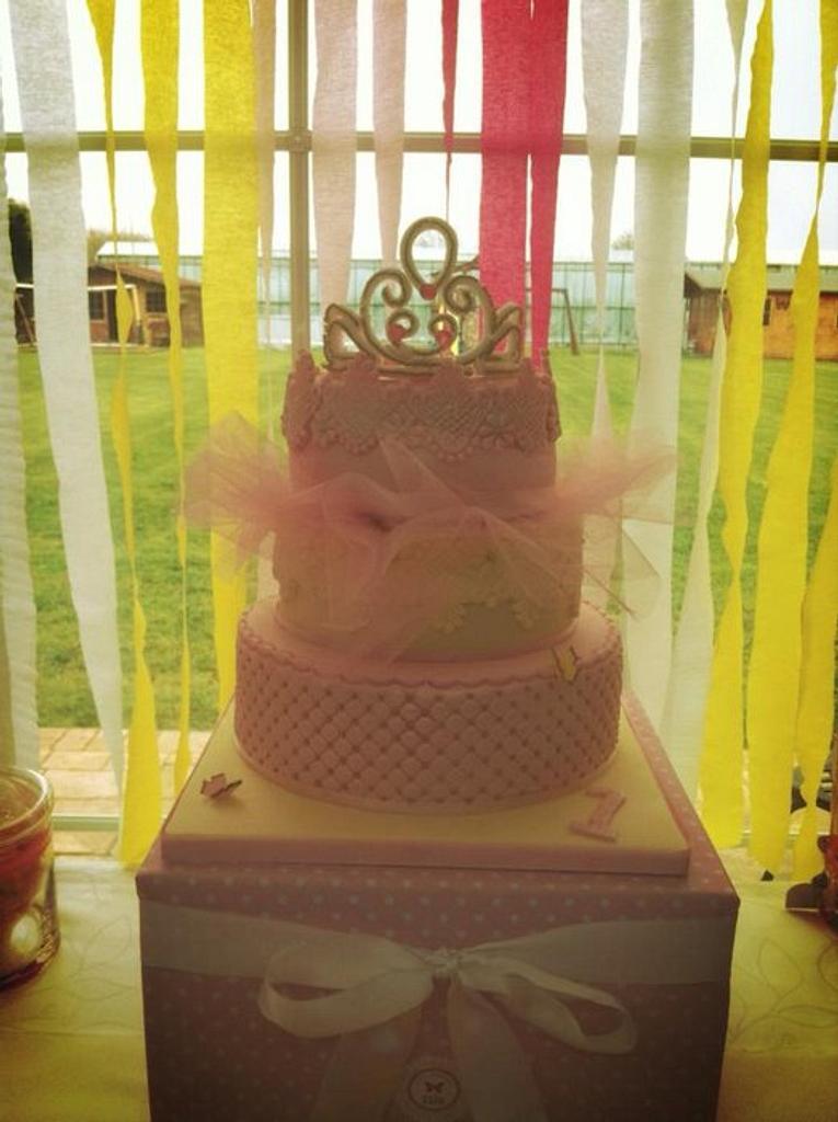 Princess Cake by Sarah Al-Masrey