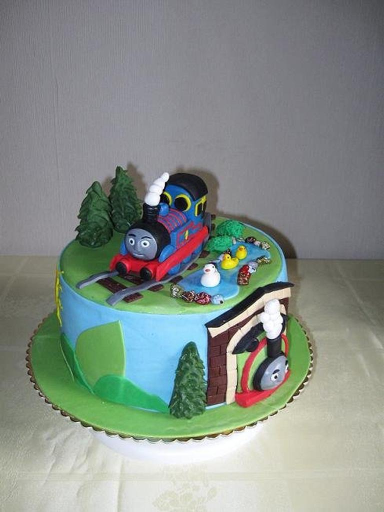 Thomas & friend by Wanda