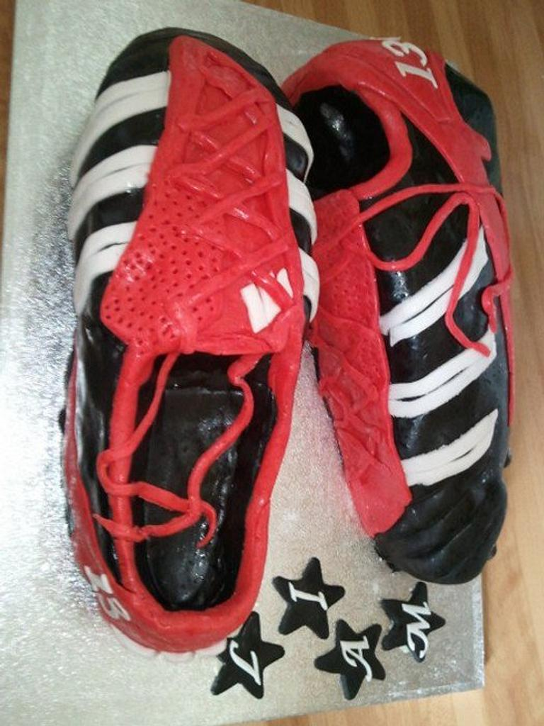 Football Boots by ldarby