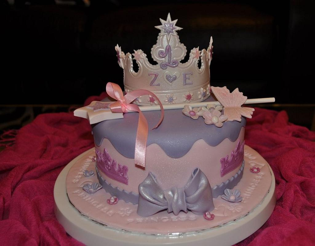 Princess cake by Sabina