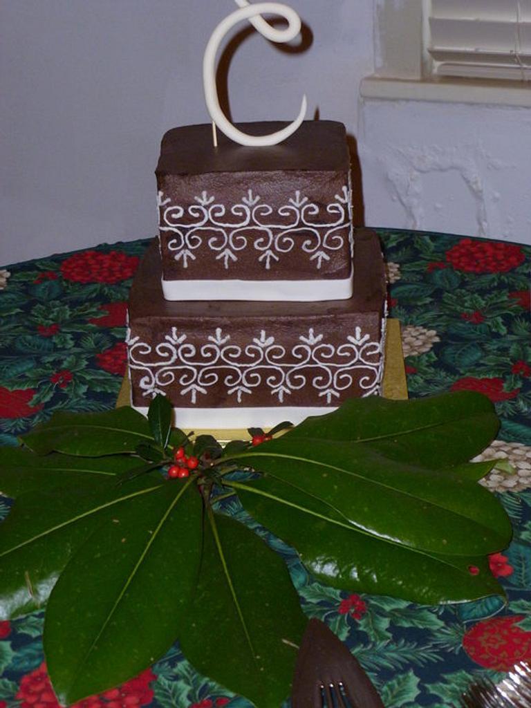 Chocolate by Pam Bergandi