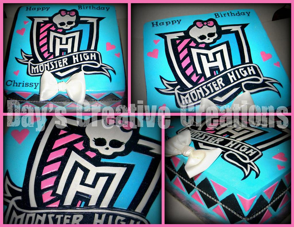 Monster High  by Day