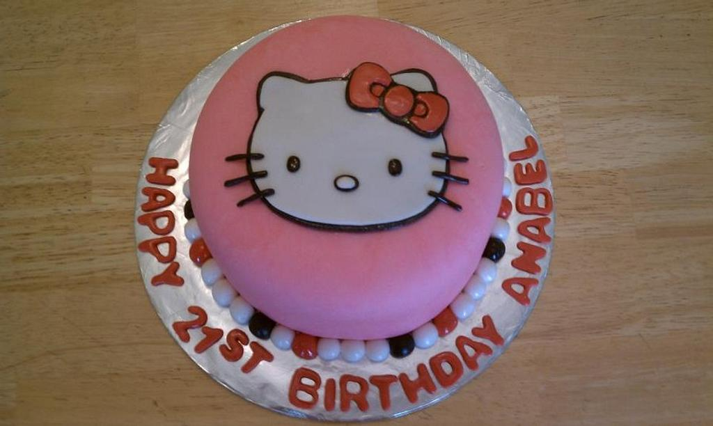 Hello Kitty by sabrinas sweet temptations