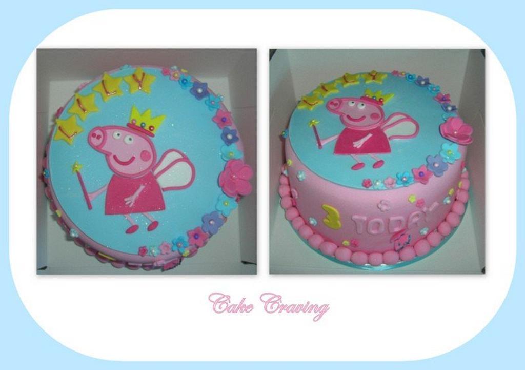 peppa pig by Hayley