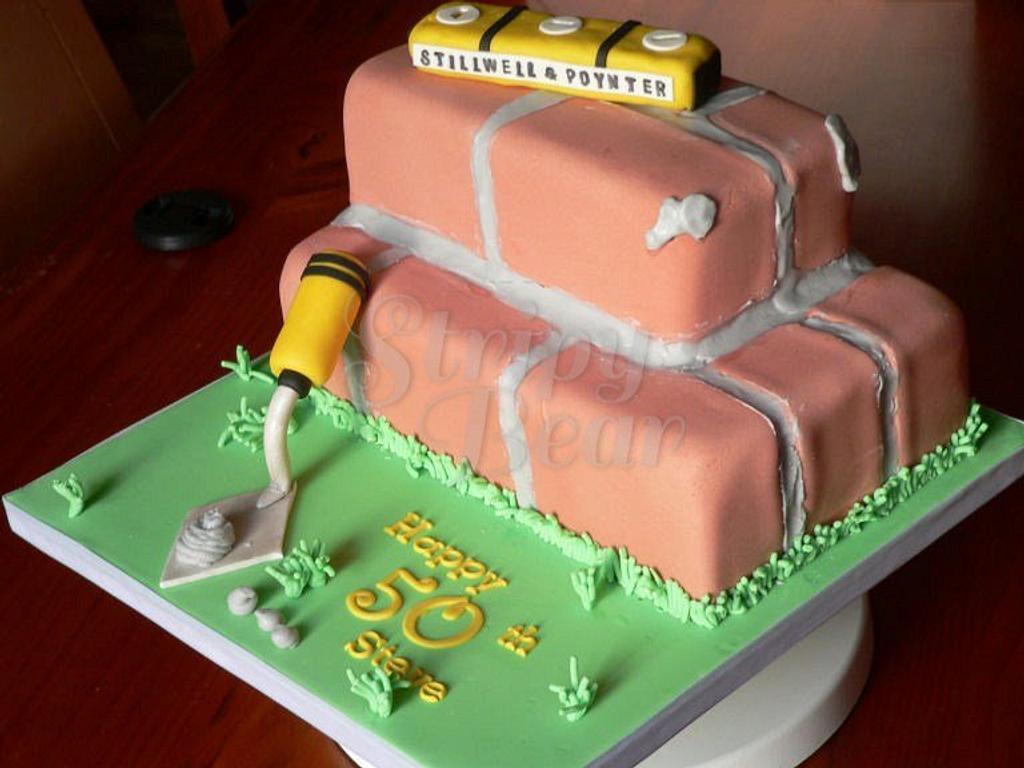 Builders cake by Jane Moreton