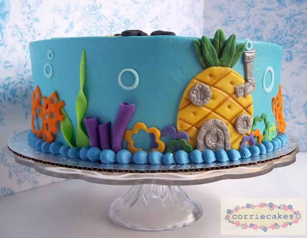 Spongebob Squarepants by Corrie