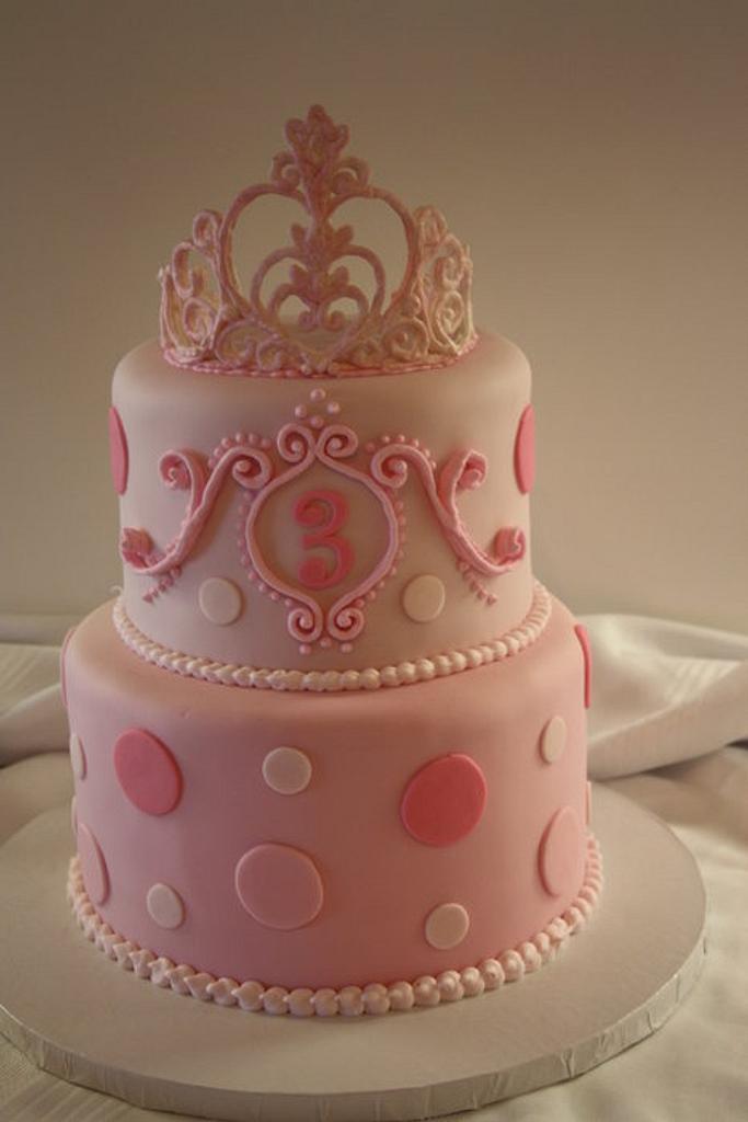 Princess cake by Jen